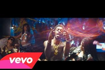 "Rich Homie Quan ""Party"" Video"