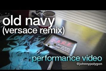 "Johnny Polygon ""Old Navy (Versace Remix)"" Video"