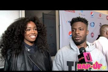 Isaiah Rashad & SZA Talk Upcoming Projects