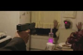"Peedi Crakk Feat. Bodega Bamz ""Pull Tha Mac Out"" Video"