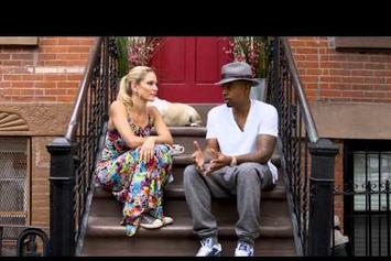 "Nas Appears On NBC's ""Stoop Talk"""