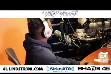 "Isaiah Rashad ""Toca Tuesdays"" Freestyle"