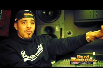 J. Cole Talks First Hip-Hop Memory, First Rap & More