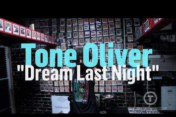 Tone Oliver Performs 'Dream Last Night' Live @ Truth Studios