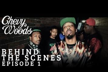 "Chevy Woods on ""The Smokers Club Tour"" Behind-The-Scenes (Episode 1)"