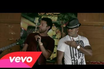 "Shaggy Feat. Ne-Yo ""You Girl"" Video"