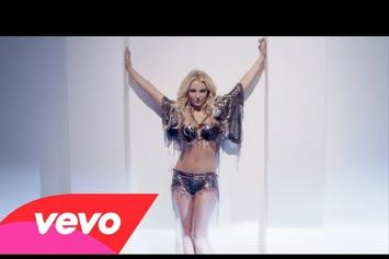 "Britney Spears ""Work Bitch"" Video"