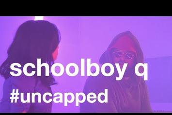 "ScHoolboy Q Talks ""Oxymoron,"" TDE's Popularity, Being A Father"