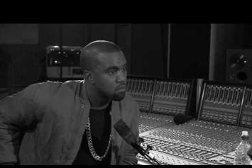 Preview Of Kanye West's Interview With Zane Lowe