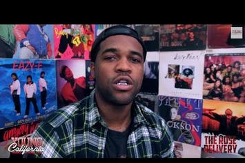 """A$AP Ferg """"Recites the First Poem He Ever Wrote """" Video"""