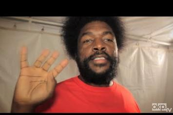 """J. Cole """"How Questlove Found J. Cole's Iphone"""" Video"""