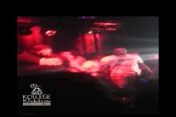 "Lil Durk ""Hit With Chair On Stage"" Video"