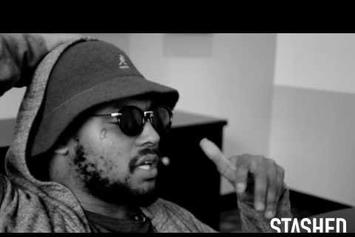 "Schoolboy Q ""Talks ""Collard Greens"" Video & ""Oxymoron"""" Video"