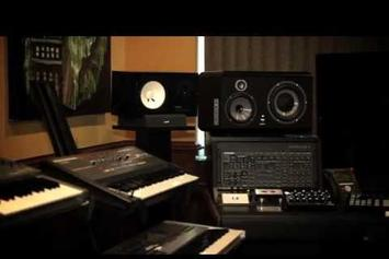 "Tech N9ne ""Gives Tour Of New Strangeland Studio"" Video"