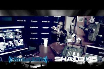 """Ace Hood """"Pray For Me (In-Studio Performance)"""" Video"""