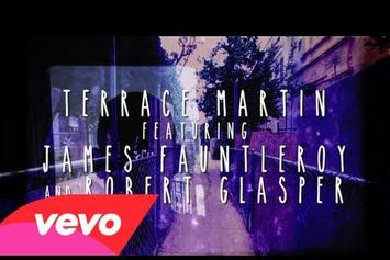 """Terrace Martin Feat. James Fauntleroy & Robert Glasper """"No Right, No Wrong"""" Video"""