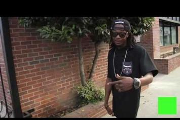 "Mike G ""Green Box Freestyle"" Video"