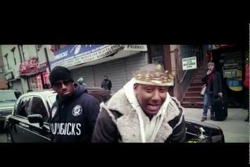 "Maino Feat. The Mafia ""We Comin"" Video"