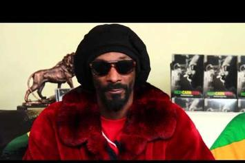 "Snoop Dogg ""Says No To Gun Violence"" Video"