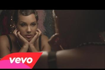"Alicia Keys ""Tears Always Win"" Video"