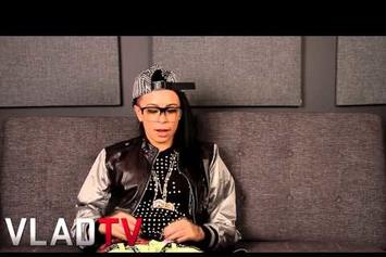 """V-Nasty """"Discusses Being A Rapper & Mother"""" Video"""