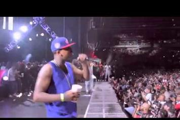 "French Montana ""Summer Jam XX Vlog"" Video"