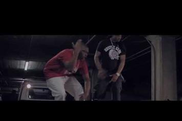 "Hustle Gang ""Problems (BTS)"" Video"