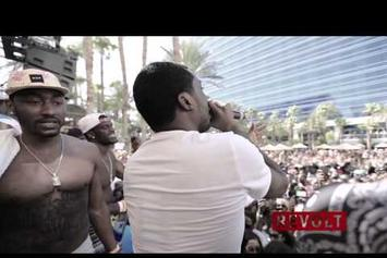 """Meek Mill Feat. Diddy """"Levels (Live In Vegas)"""" Video"""