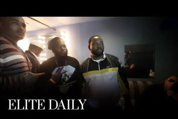 "Raekwon ""Talks New Wu-Tang Album Controversy"" Video"