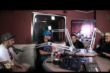 "Riff Raff ""Gets Grilled By Ebro"" Video"