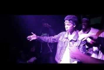 "Joey Bada$$ Feat. Pro Era ""Beast Coastal Tour (Ep. 3)"" Video"