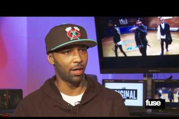 "Joe Budden ""Talks Addiction & Consequence Beef"" Video"