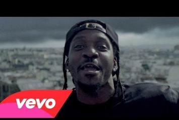 """Pusha T """"Numbers On The Boards"""" Video"""