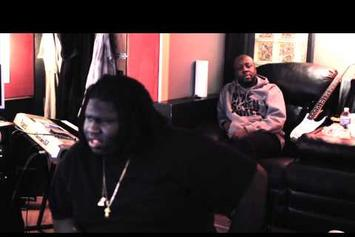 "Wyclef Jean ""In The Studio With Young Chop"" Video"