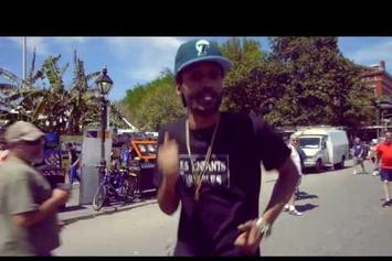 """Chase N. Cashe """"Die With M$ney"""" Video"""