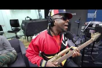 """Wyclef Jean """"Sway In The Morning Freestyle"""" Video"""