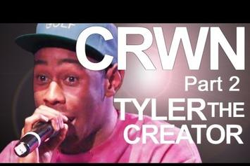 """Tyler, The Creator """"Talks His Mom, Working With Mountain Dew"""" Video"""