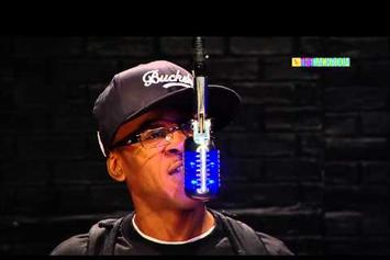 "Buckshot ""106 & Park Freestyle"" Video"