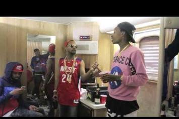 "Juicy J ""Trippy Tour (Part 3)"" Video"