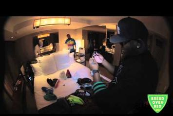 "Mack Maine ""Sneakerhead (Live Freestyle)"" Video"