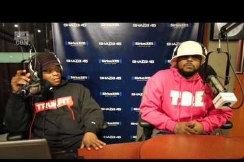 """Schoolboy Q """"Sway In The Morning Freestyle"""" Video"""