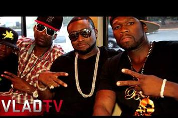 "Shawty Lo ""Talks New Mixtape, 50 Cent "" Video"