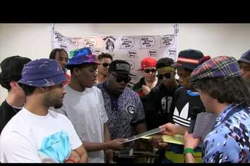 "Joey Bada$$ ""Nardwuar Vs. Joey Bada$$"" Video"