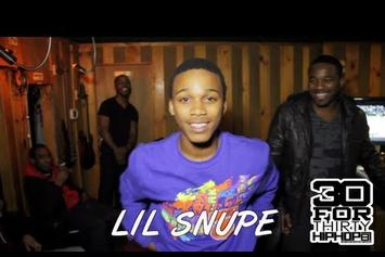 """Louie V Gutta Feat. Lil' Snupe """"30 For Thirty Freestyle"""" Video"""