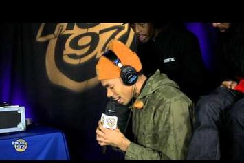 """Flatbush Zombies """"Real Late Sessions Freestyle"""" Video"""