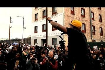 "Public Enemy Feat. Brother Ali ""Get Up Stand Up"" Video"