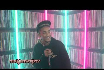"Jaden Smith ""Tim Westwood Freestyle"" Video"