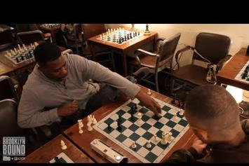 "GZA ""Talks New Album, Playing Chess"" Video"