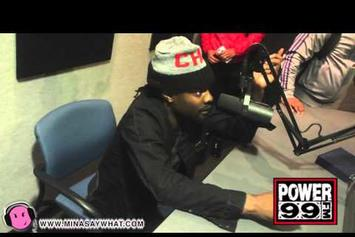 """Wale """"Talks Upcoming Projects"""" Video"""