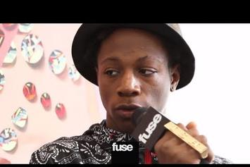 "Joey Bada$$ ""Speaks On Remaining Independent & Not Signing With Roc Nation"" Video"
